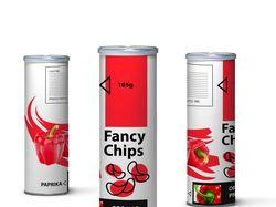 Упаковка чипсов