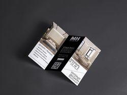 Буклет студии дизайна