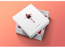 Дизайн коробки для интернет магазина