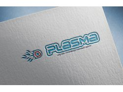 Лого для сайта НПФ ПЛАЗМА http://plasmamed.ru/