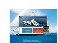 SALT-WATER-Продажа и аренда яхт и катеров в Греции