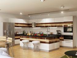 Проект кухни для многоквартирного дома