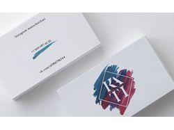Создание визиток
