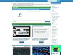 Статейный сайт для заработка на рекламе