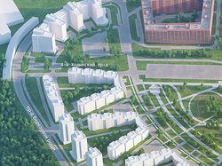 3d карта проезда и расположения жилого комплекса