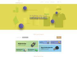 Дизайн главной для сайта рекламного агентства