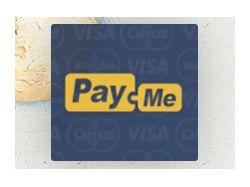 Сервис мобильного эквайринга Pay-me