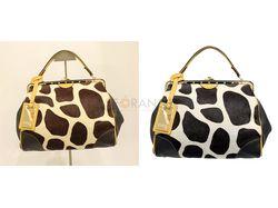 Обработка фото товаров для интернет-магазина сумок
