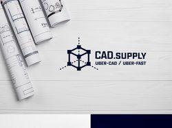 Лого CAD supply 2