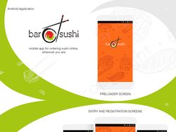 Mobile app_sushi delivery
