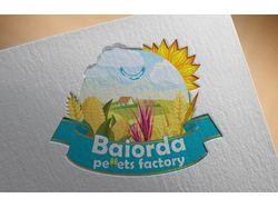 """Логотип для завода в Казахстане """"BaiOrda"""""""