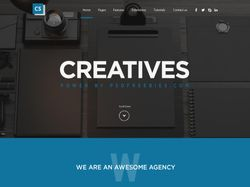 Creative Design Site