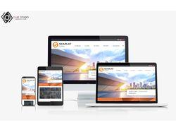 Корпоративный сайт Skarlat China