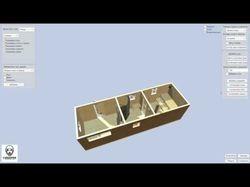 Процедурный генератор бани (начиная с mesh)