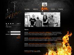 Создание сайтов рок музыка создание сайтов чебоксары