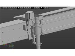 ЧПУ станок плазменной резки Компас-3D