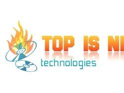 Лого для сайта Top is Net
