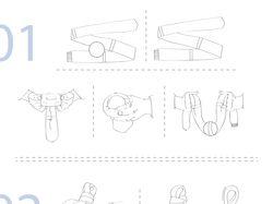 Иллюстрации к инструкции
