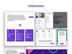 """CRM-система для """"Codologia"""""""