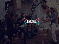 """Варианты логотипа """"Fetish Production"""""""