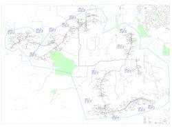 PON сеть в Орегоне, США