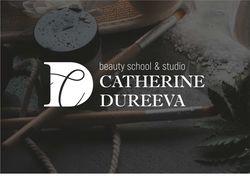 Логотип для студии красоты Катерины Дуреевой