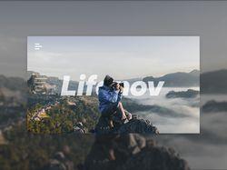 LIFANOV - сайт для профессионального фотографа