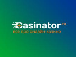 """Разработка дизайна для онлайн-казино """"Casinator"""""""