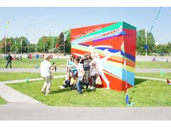 Event design для Московского Дворца Пионеров