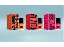 дизайн-упаковка для компании Dream lips