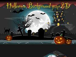 Halloween GAME BACKGROUND