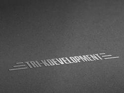 Дизайн логотипа TRI-K DEVELOPMENT