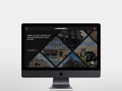 Дизайн сайта TRI-K DEVELOPMENT