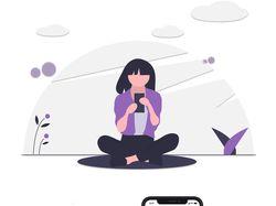 StudentStart. Mobile application