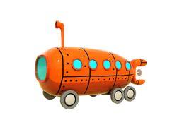 Автобус из Спанч Боба/ SpongeBob Bus