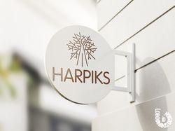 Logo harpiks