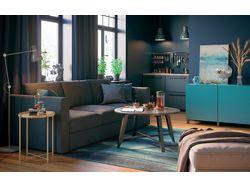 Визуализация интерьера в стиле IKEA