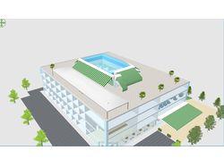 Строительство и запуск медицинского центра