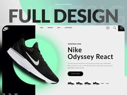 Интернет магазин фирмы Nike