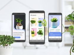 Приложение по выращиванию цветов
