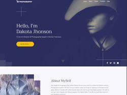 Сайт для фотографта