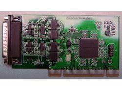 Плата контроллера специализированной шины LVDS