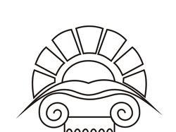 Форэскиз логотипа театра А. П. Чехова