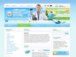 DrugStore - онлайн аптека