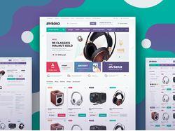 Интернет-магазин AVsolo.ru