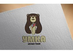"Logo Street Food  ""Умка"""