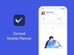 Дизайн мобильного планировщика задач