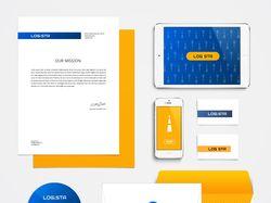 Фирменный стиль + Логотип