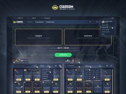 CSGOSum - Маркет игровых скинов