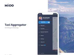 MIGO - Сервис онлайн заказов такси